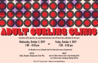 Adult Member Curling Clinic - Oct.4