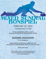 Donalda Mixed Sundial Bonspiel